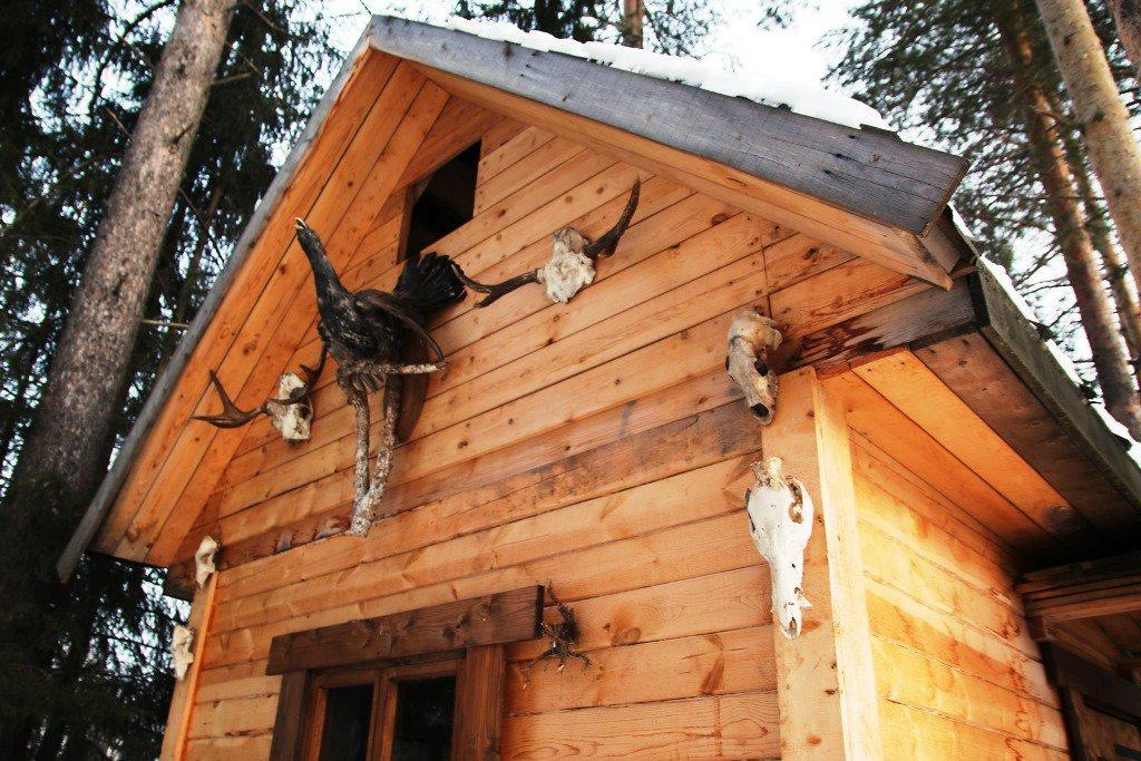 Гостевой дом Змеиный Брод. Тур на квадроциклах вдоль реки Чусовой